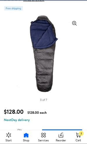 Sleeping bag - Lithic 20-Degree Down Sleeping bag for Sale in Sullivan, IN