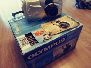 Olympus filmless digital camera for Sale in Mesquite, TX