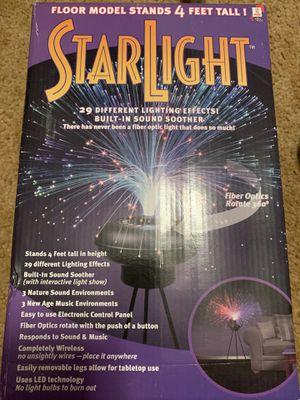 Starlight Fiber Optic Light for Sale in Crestwood, IL