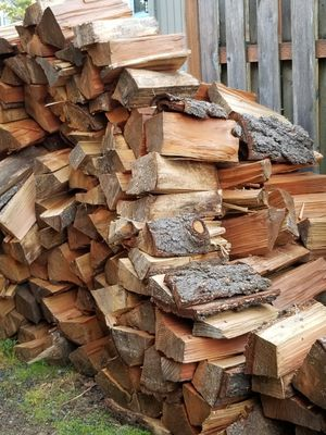 For Firewood,clean,dry ,split.Truckload$110.00 for Sale in Vancouver, WA