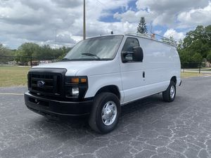 2008 ford e250 cargo van fully equipped for Sale in St.Petersburg, FL