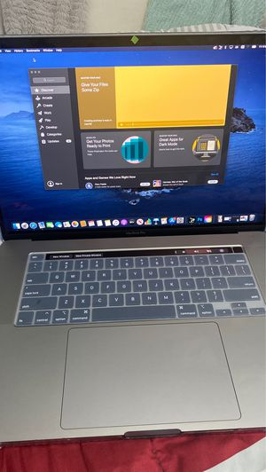 16 inch MacBook Pro for Sale in Roswell, GA
