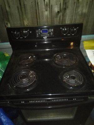Whirlpool stove for Sale in Portland, OR