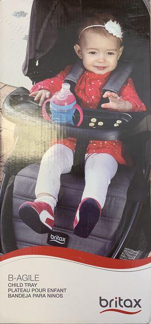 Britax B-Agile Child Tray for Sale in Houston, TX