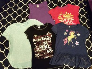 Girl's Shirts Size Medium (10-12) for Sale in Beaverton, OR