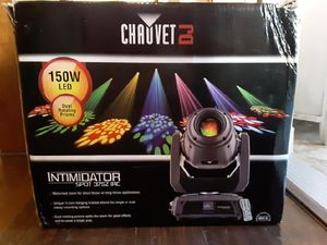 CHAUVET DJ Intimidator spot 375z IRC for Sale in Beaumont, TX