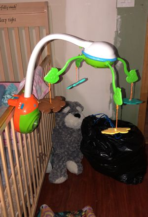 Baby crib mobile ( $10 or best offer ) for Sale in St. Louis, MO