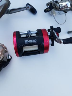 Miscellaneous Fishing reels for Sale in Moreno Valley, CA