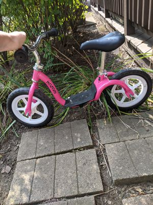 Balance bike for Sale in Willowbrook, IL