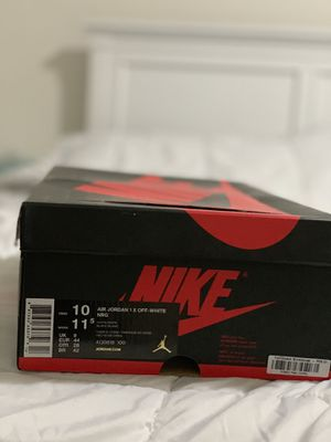 """Air Jordan 1 X Off-White Nrg """"Off-White"""" for Sale in Los Angeles, CA"""