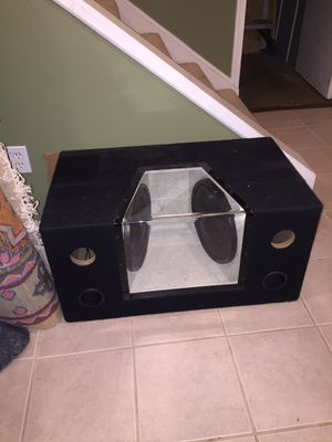 Car subwoofers for Sale in Rockville, MD
