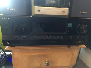 Sony Stereo Receiver for Sale in Las Vegas, NV