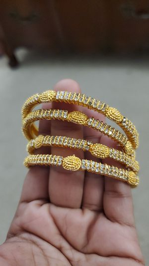 Indian stone bangles for Sale in Roswell, GA