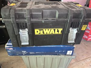 Dewalt tough system tool box 35 each firm price for Sale in Plant City, FL