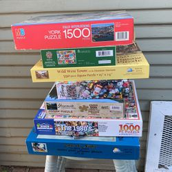 7 Puzzles for Sale in CA,  US