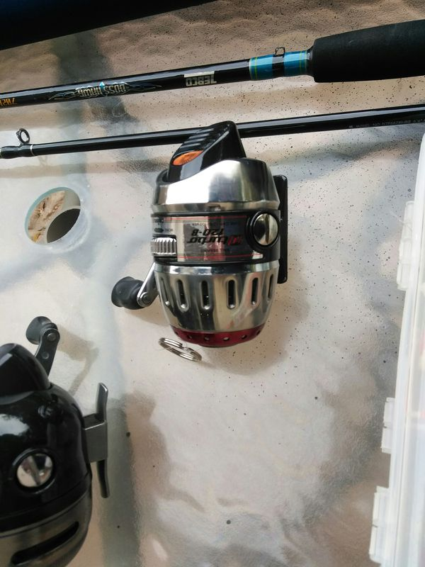 Fishing Rods With Case