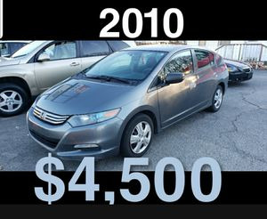 2010 HONDA INSIGHT great 4 uber for Sale in Braintree, MA