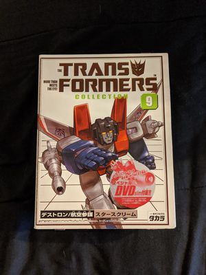 Transformers G1 Collection 9 Starscream Reissue for Sale in Pomona, CA