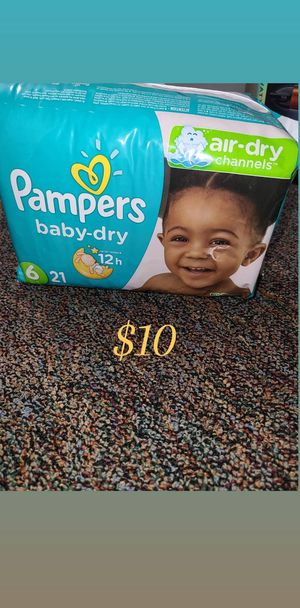 Pampers ! for Sale in New Haven, CT