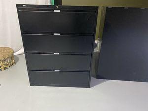 Lorell file cabinet for Sale in Acworth, GA