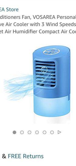 Portable Air Conditioner fan Vosarea new In Box for Sale in Las Vegas,  NV