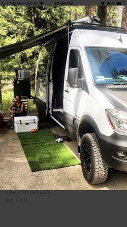 Turf Mats for your RV, Attitude, Camper, Van, or what Price depends on size 7.5x20 =$120 7.5x10= $70 7.5x15=$100 7.5x7= $55 Special cuts availabl for Sale in Laguna Beach,  CA