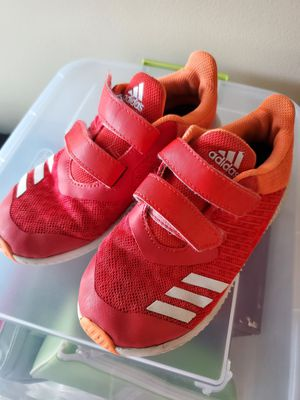 Adidas sneakers tennis size 13 kids for Sale in Miami, FL