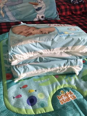 Newborn diapers both for $6 for Sale in West Palm Beach, FL