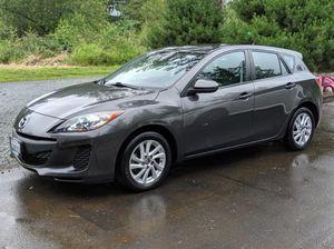 2013 Mazda 3i Touring Hatchback for Sale in Kapowsin, WA