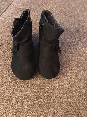 Good condition 6c boots for girls for Sale in Indianapolis, IN