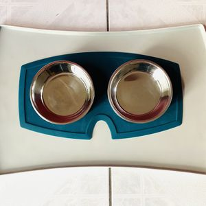 Dog Bowls & Dog Mat for Sale in Carson, CA