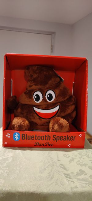 Brand New Poop Bluetooth Speaker for Sale in Queens, NY