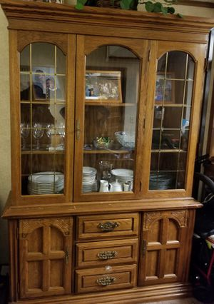 Antique China cabinet for Sale in Walton Hills, OH