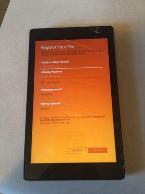 Amazon tablet fire for Sale in Glendale, AZ