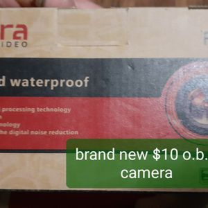 Brand New Camera Waterproof .. $10 for Sale in Fort Worth, TX