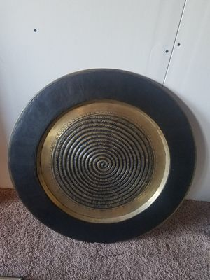 28 inch gold gong for Sale in Knoxville, TN