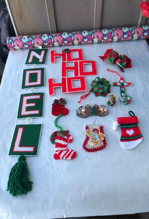 Christmas decorations for Sale in Norwalk, CA