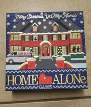 Home Alone Board Card Game Merry Christmas Brand New Sealed for Sale in Citrus Heights, CA