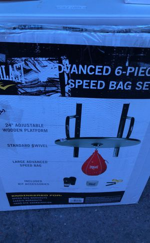 Speed bag (only frame) for Sale in Chandler, AZ