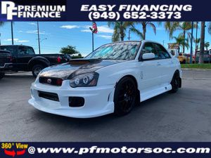 2005 Subaru Impreza Sedan for Sale in Stanton, CA