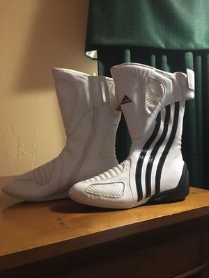 Adidas riding boots size 8 and a half for Sale in Fresno, CA