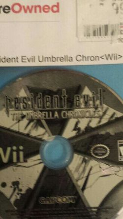 Resident Evil:The Umbrella Chronicles Wii for Sale in Loxahatchee,  FL