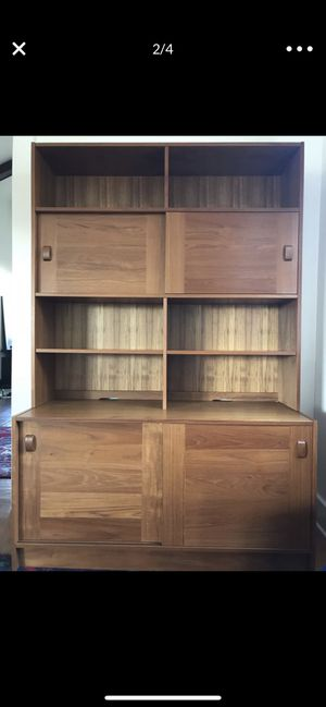 Bookshelf - Mid Century Modern for Sale in San Diego, CA