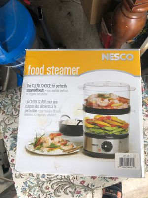 Bed o food steamer. for Sale in Westchester, IL