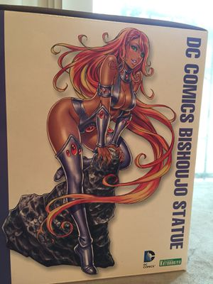 Collectible Starfire mint condition statue for Sale in Sugar Land, TX
