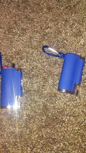 Flashlight / laser pointer / can opener / lighter case for Sale in undefined