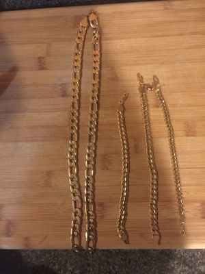 14k gold Italy chain for Sale in Carrollton, TX