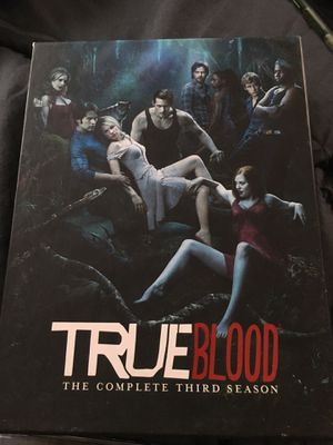 True Blood Season 3 for Sale in Tacoma, WA