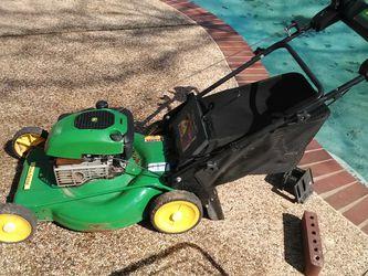 John Deere Push Mower for Sale in McKinney,  TX