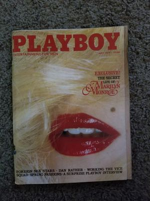 Marilyn MONROE inclusive playboy for Sale in Everett, WA